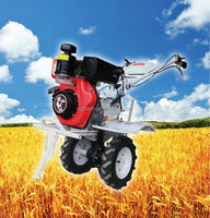 1WG3.6 diesel 6HP economical land leveling tractors for sale walking tractor mini tractor prices