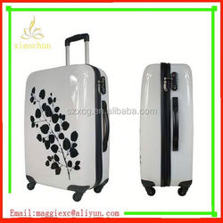 xc-3946 crown suitcase hot sale and fashion luggage