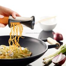 Hot Selling Handy Vegetable Spiral Slicer/Carrot Spiral slicer
