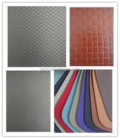 PVC ARTIFICIAL LEATHER FOR CAR SEAT COVER HOT SALE