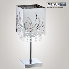 lighting art gallery handmad table lamp in guzhen factory