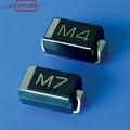 M1 M2 M3 M4 M5 M6 M7 smd diodo rectificador