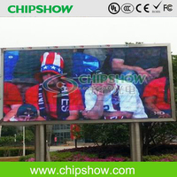 P8 DIP full color outdoor advertising led display banner prices