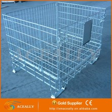 folding wire steel cage