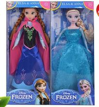 Wholesale Eco Friendly frozen elsa doll with music