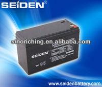 12N7-3B motorcycle battery sealed lead -acid battery