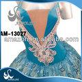 Alta calidad superventas del estiramiento clásico traje de ballet de adultos
