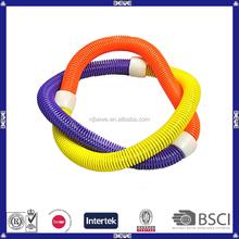 Best selling fitness spring hula hoop