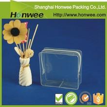 china supplier lady fashion clear plastic pvc clear bag