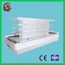 Cold storage Milk showcase Air-cooled container