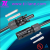 T4-Cable Assembly mc4 compatible connector 300 watt solar panel thin film solar cell
