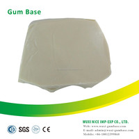 chewing gum and bubble gum gum base in carton packing