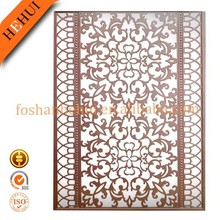 metal screen for radiator,christmas decorative metal screen,metal privacy screens YY-C605