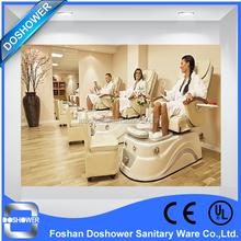 pedicure shop equipment / luxury spa chair / Electric Pedicure Chair / facial and pedicure chair