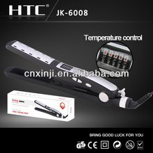JK-6008 HTC Superstar Flat Iron Hair Straightener