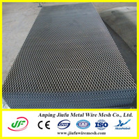ISO9001 Factory Sale High Quality Iron BBQ Grill Expanded Metal Mesh