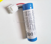 Battery rechargeable li ion battery 18650 3.7v 2200mah for VeriFone POS VX675 terminal battery BPK265-001-02-A