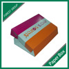 RECYCLED BEAUTIFUL TIN COOKIE BOX / SUSHI BOX, DONUTS PACKAGING BOXES