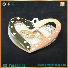 New Design Heart Wedding Decorations Place Cards