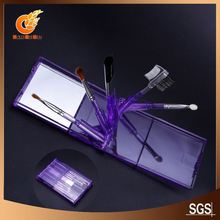 Personal effects 5pcs cosmetic brush with mirror set