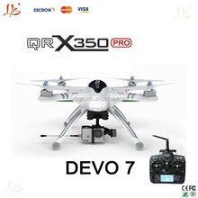 High Quality! quick and easy assembly remote control aircraft Walkera QR X350 PRO Devo 7