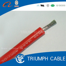 UL 3239 22AWG 25KV high voltage silicone rubber electrical wires