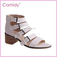 Alibaba wholesale hot saling high heel safety sandals