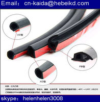 adhesive backed rubber sheet rubber edging for sheet metal