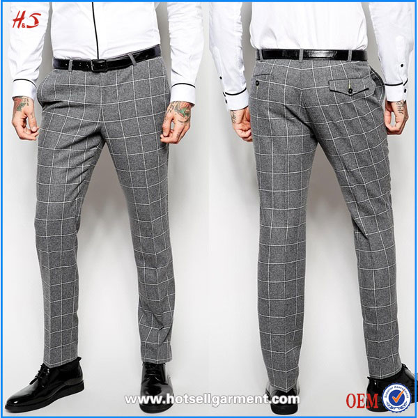 2015 Wholesale Handsome Boy Business Men Formal Blouse And Pants Designs Suit Pant - Buy Suit ...