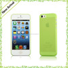 Hot sales ultra thin 0.35mm PP for iphone 5 silicone case