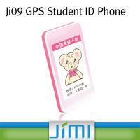 JIMI Android Tablet USB Host Bluetooth GPS Big Keyboard Kids Mobile Phone GPS Tracker With SOS Alarm Platform Ji09