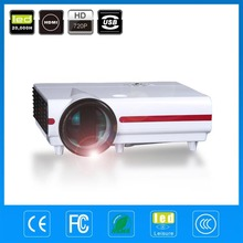 long led bulb life 20000hours good price led projector,3500Lumen high definition hdm,usb,vga,video proyector portable projector