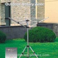 Hot 3-arms small rotary Camping&Travelling clothes dryer, portable rotary dryer