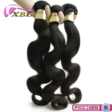 XBL New Arrival 8A Indian Hair Vendor Wholesale Price 100 Percent Indian Remy Human Hair