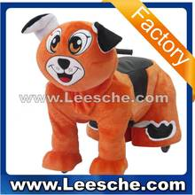 trade assurance LSJQ-246 Small Pug animal scooter electronic animal ride for sale CE certification