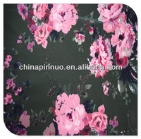 2015 new style digital printed textile