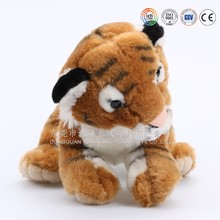 Wholesale plush tiger toy & very cute stuffed tiger