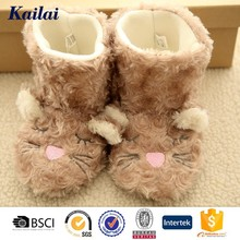 fashion and cheap hello kitty cute animal warm baby shoes or boot