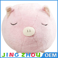 new arrival large stuffed animals promotional custom stuffed plush pig animal toys/pig soft toys/pig pet toy