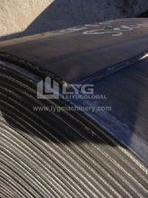 Polyester Nylon and Cotton(EP CC NN) timing belt conveyor belt