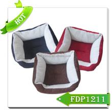 Square dog sleeping bag pet beds, luxury pet products manufactory pet sofa