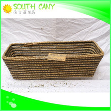 2015 New coming best selling home decoration hamper basket
