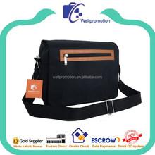 Wellpromotion fashion cheap promotional mini messenger bag