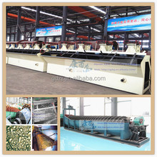 copper gold concentration machine/placer mining recovery equipment/gold processing mining equipment