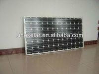 100% TUV standard high efficiency mono photovoltaic solar panel solar cell 290w