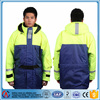 High Visibility waterproof 3m reflective safety clothing for sea water working