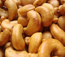SALT ROASTED CASHEW NUT W320 W240 GOOD PRICE
