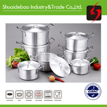 electric multi cooker Non-stick sanding pot cookware set