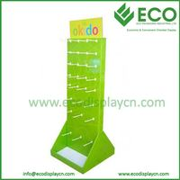 Cardboard Pop Paper Cell Phone Accessory Display Rack