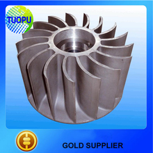 Stainless steel pump impeller casting,impeller for pump specification